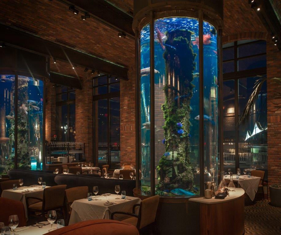 Private Dining Rooms San Francisco: Waterbar