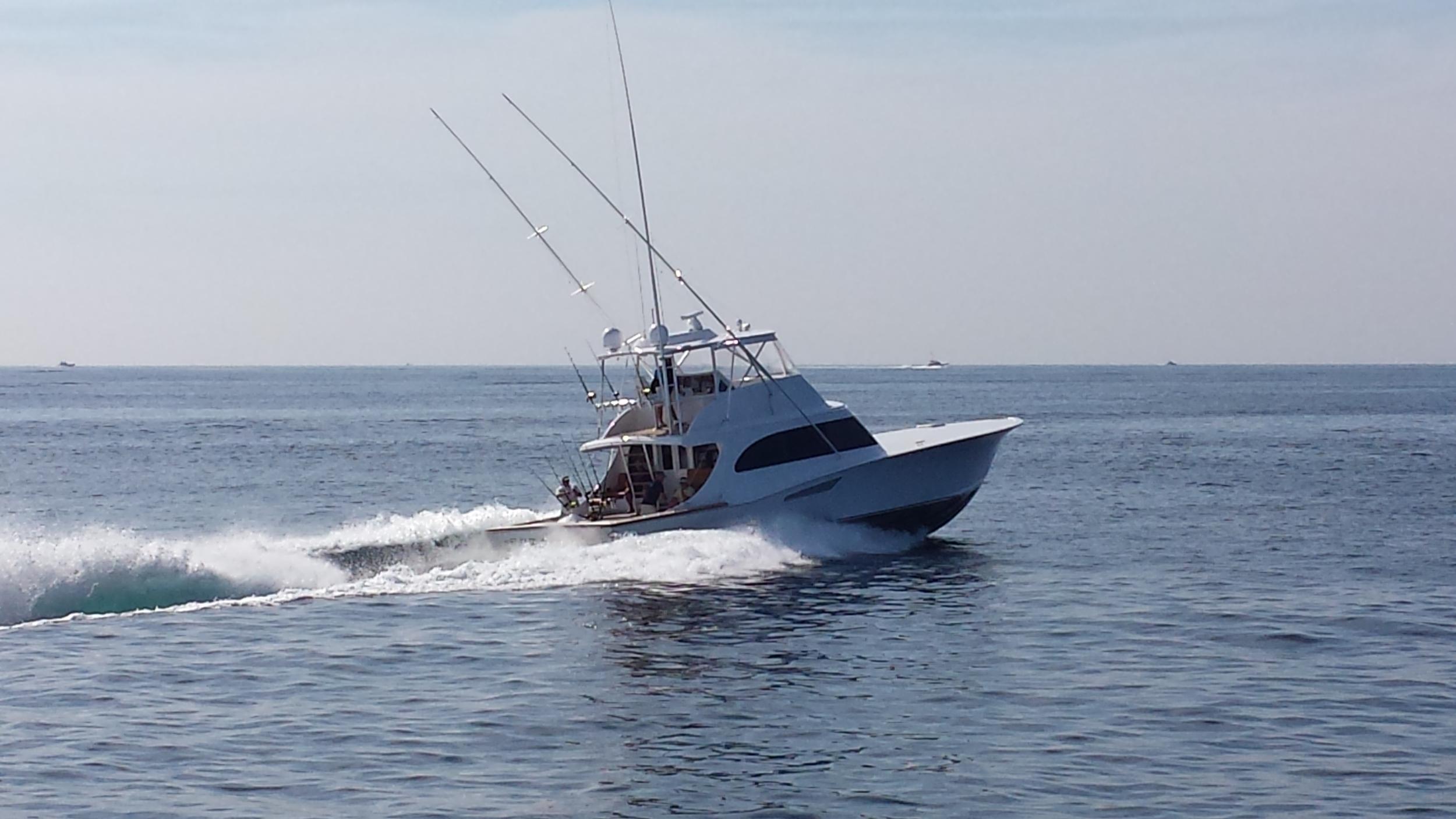 SUSHI SPORT FISHING CHARTERS