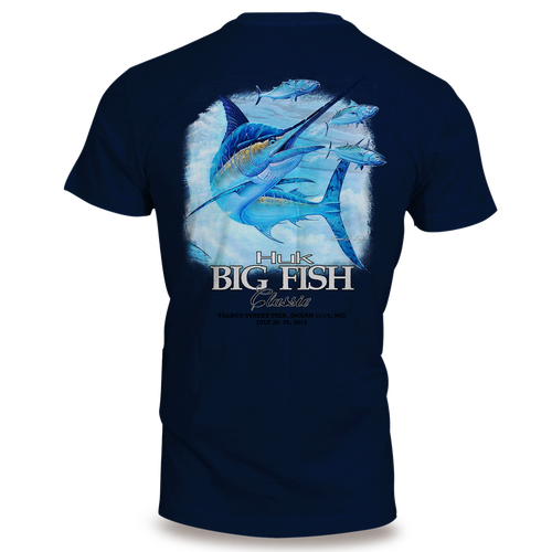 Grab your 2019 Big Fish Classic Gear!