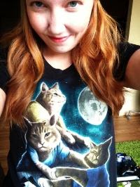 Cats Suffering Moon Sickness