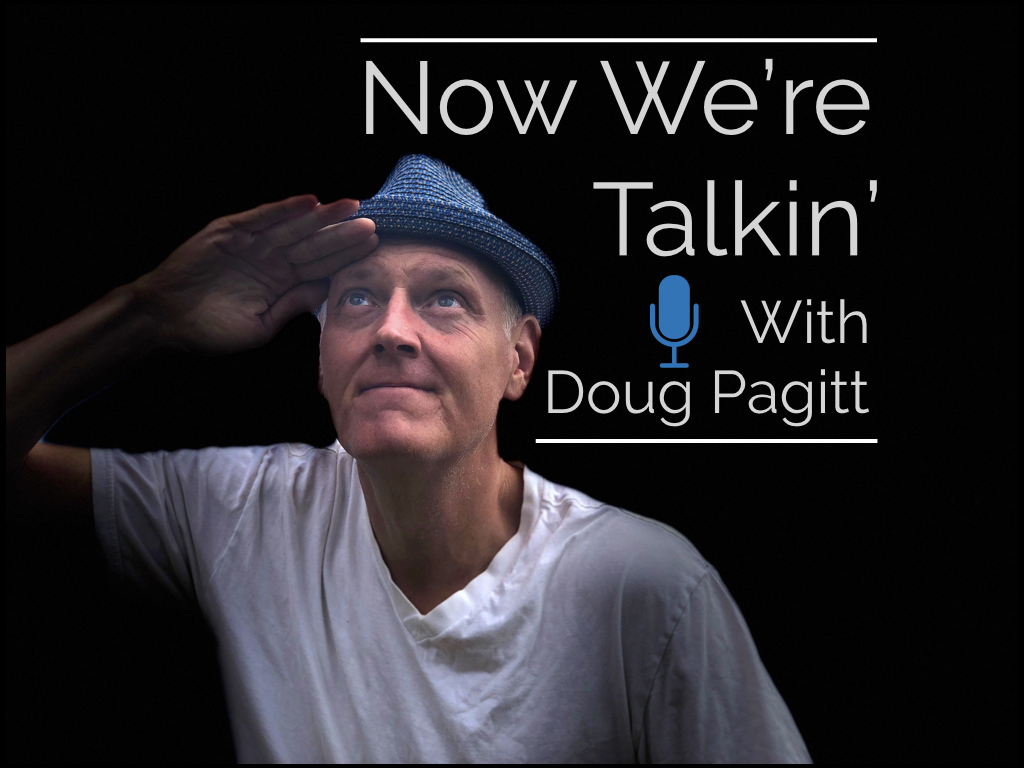 Doug's Weekly Interview style podcast with thought and faith leaders