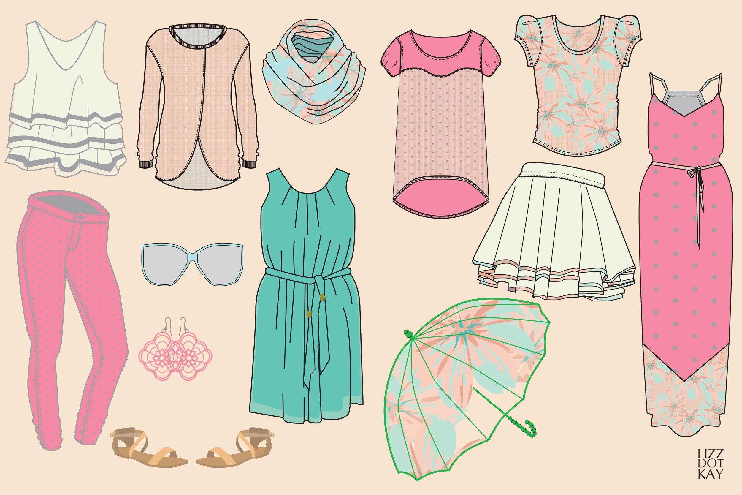 LDK April Mini Collection
