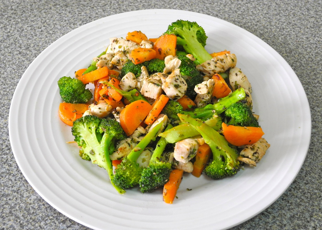 Simply Paleo, Sauteed Chicken with Broccoli and Carrots_2.jpeg