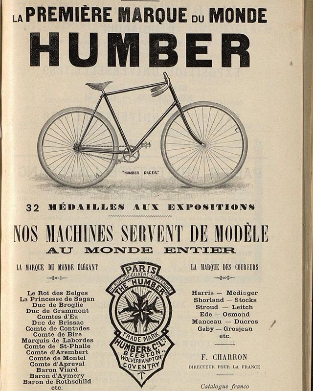 Anyone need a #bicyclette ? Endorsed by the King of Belgium! #dissertation #research #archives