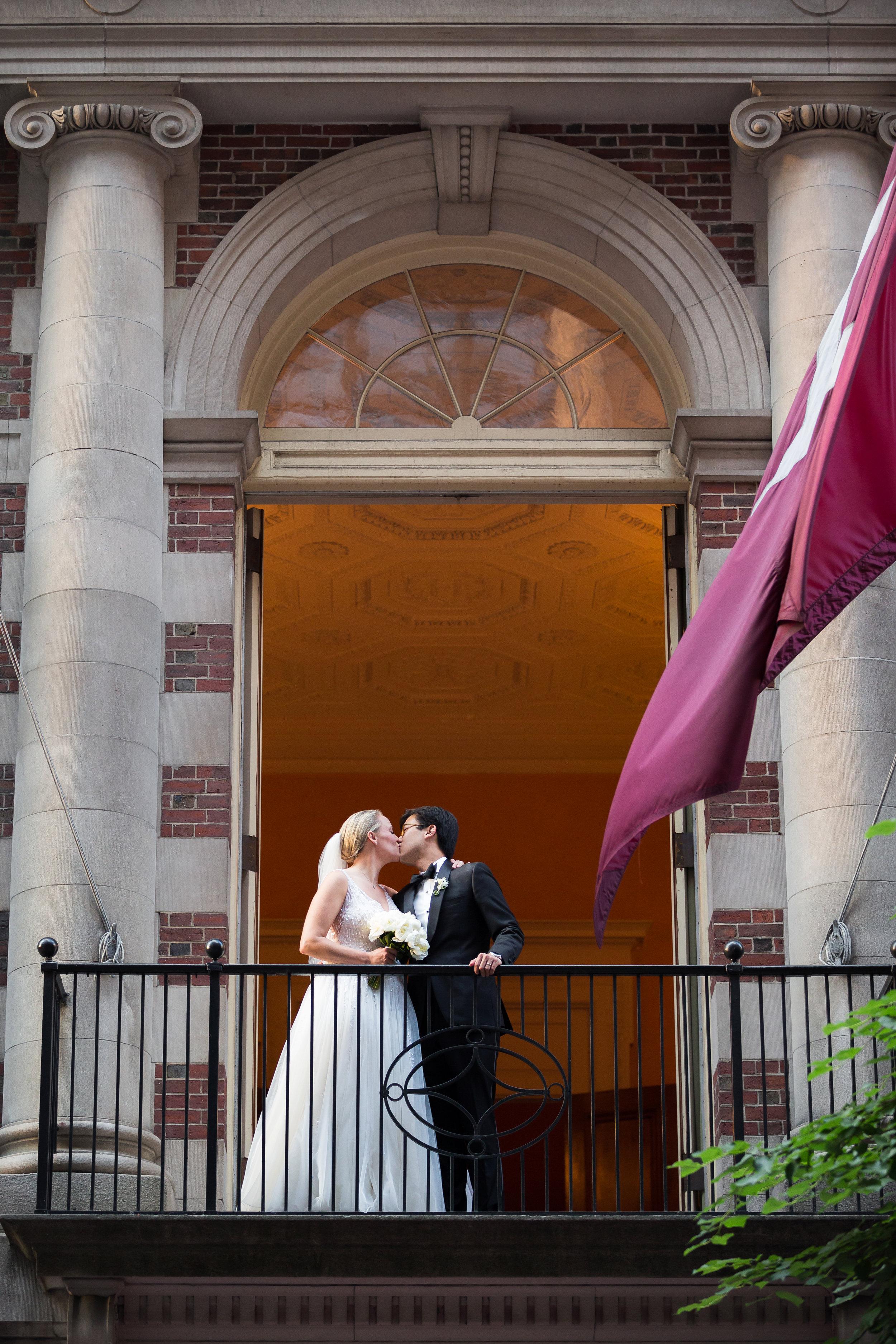Harvard Club of NYC Wedding | Cole + Kiera Photography