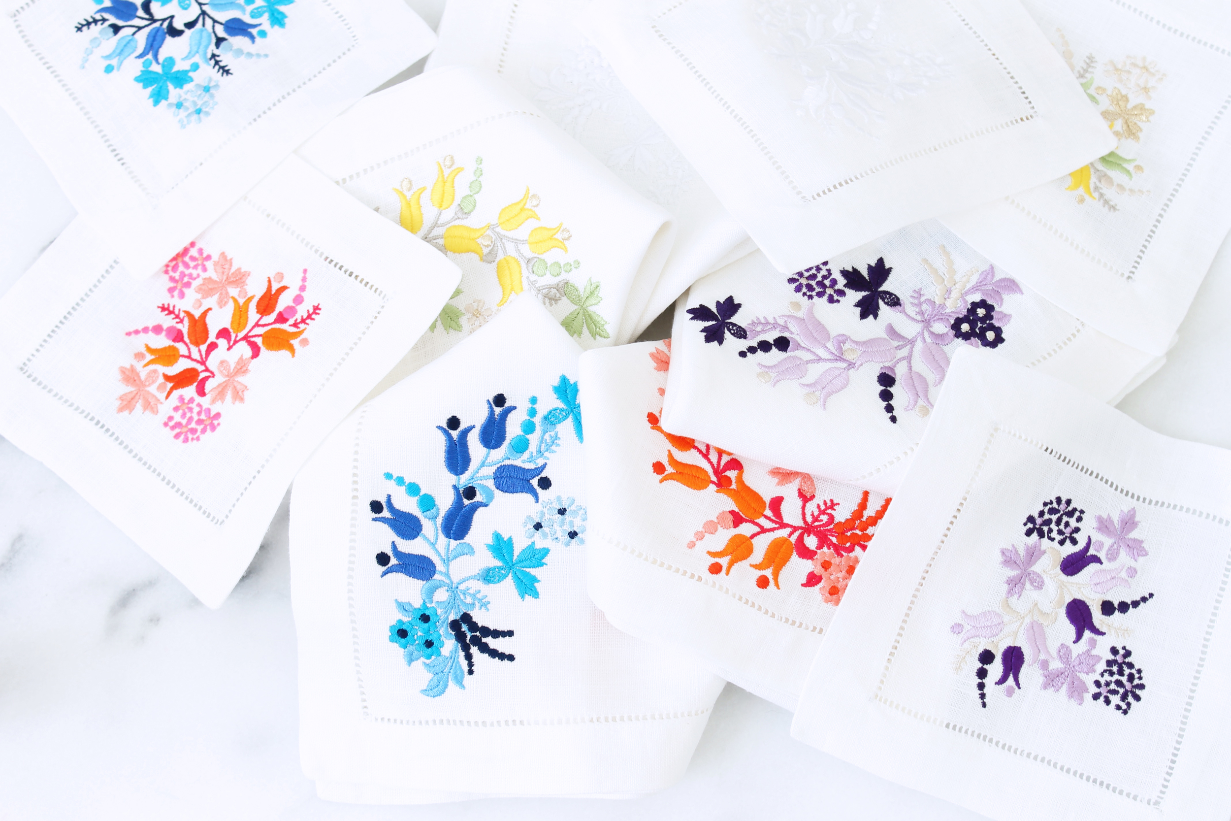 Lettermade Florals Collection