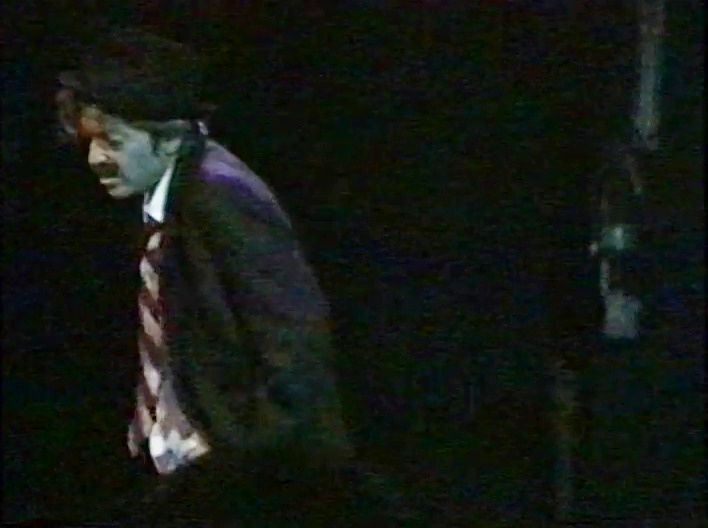 Invasion from Mars — The Kitchen, NYC, 1995