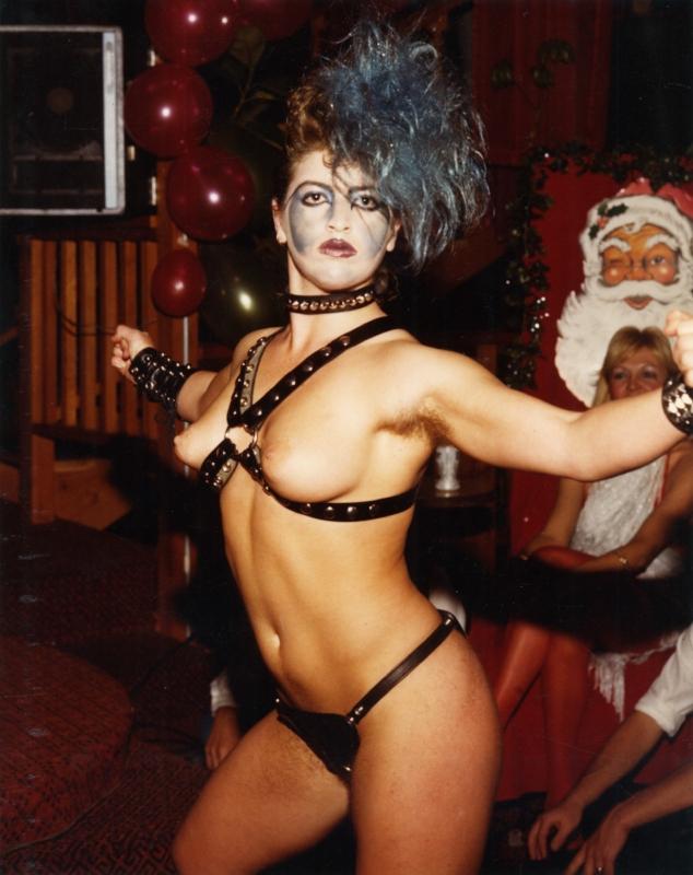 Mistress S — Sutro Bath House, 1980