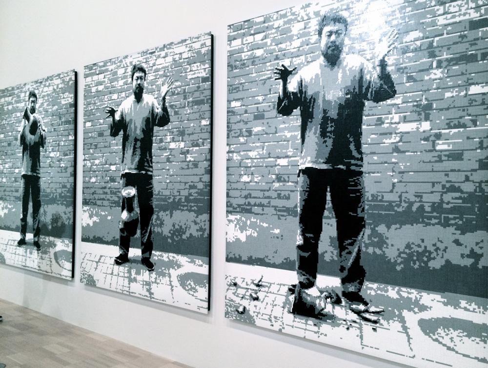 Ai Wei Wei_Dropping a Han Dynasty Urn