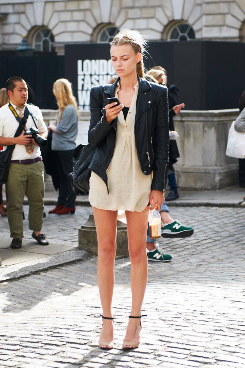 Street style picks from London fashion week