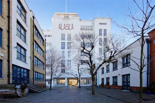 Hicat Alaska Buildings Studio