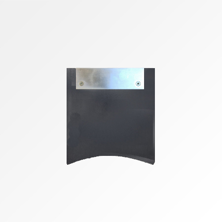 Black Painted Wall Fixing Kit