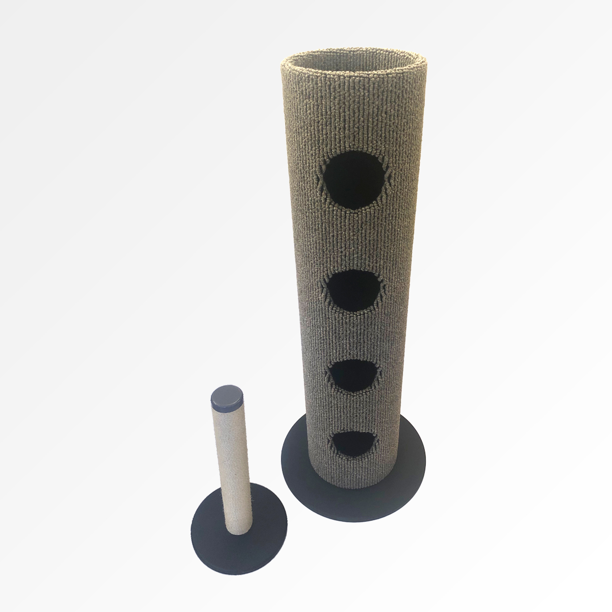 Bespoke Freestanding Fatcat 4 & Scraaaatch™ Stand Pipe
