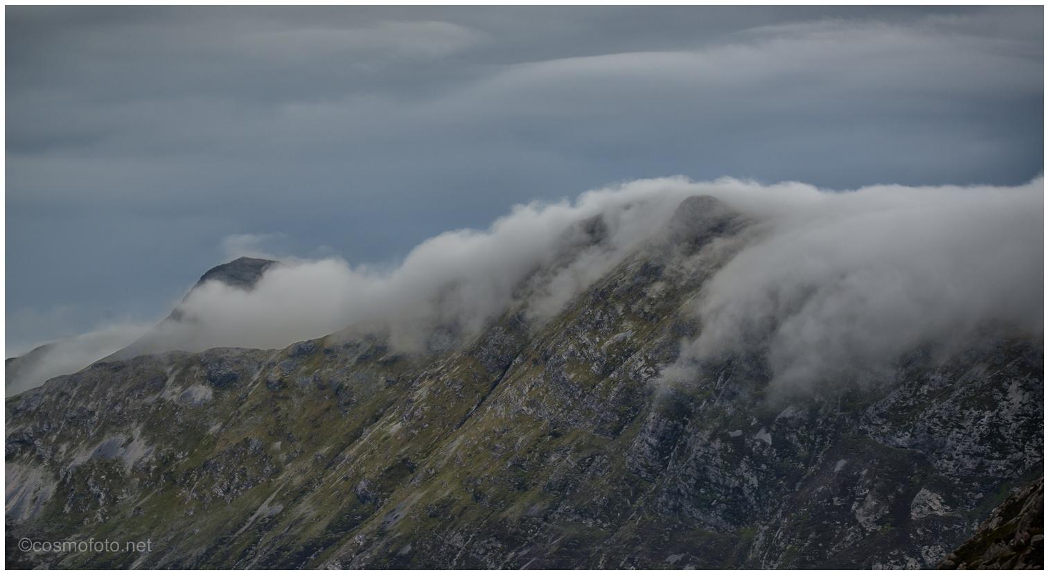 Magic clouds...