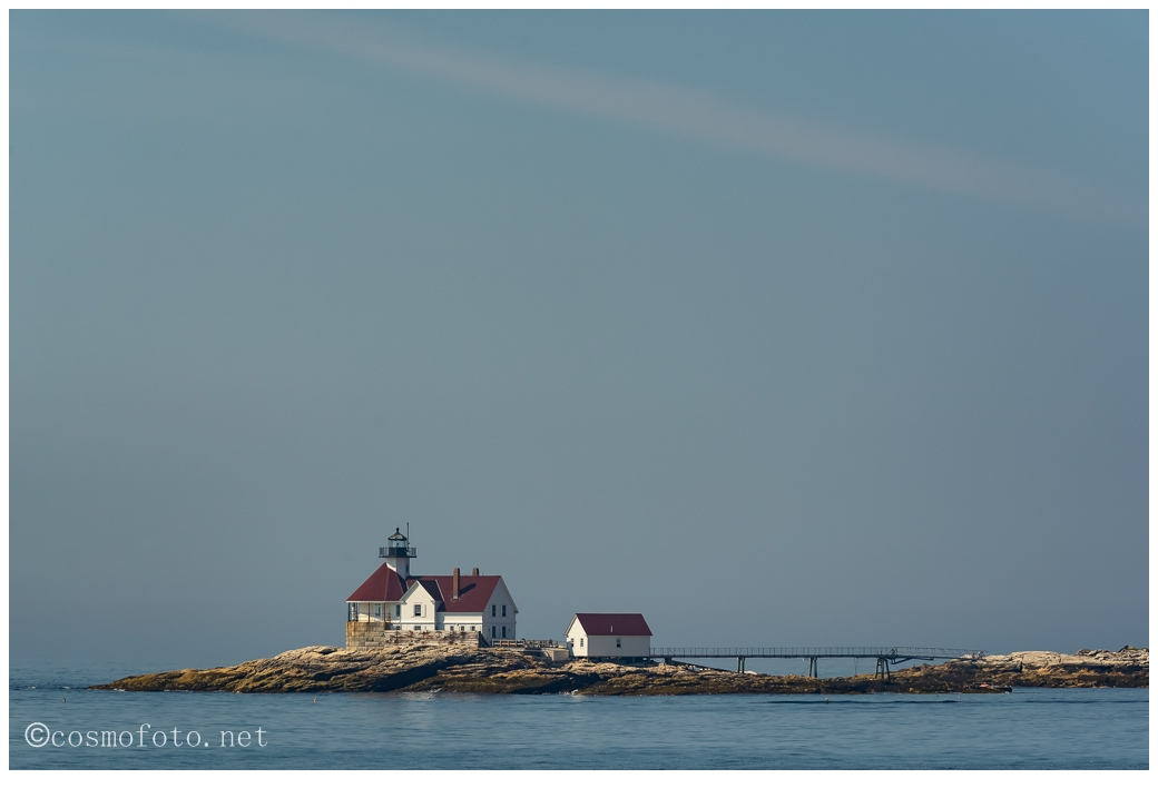Boothbay Harbour Lighthouse