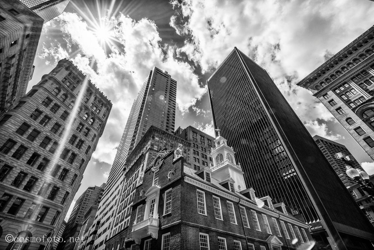 Boston sunburst