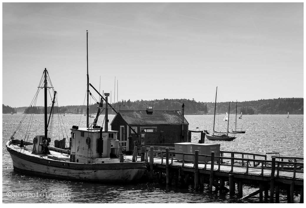 Boothbay Harbour, MA