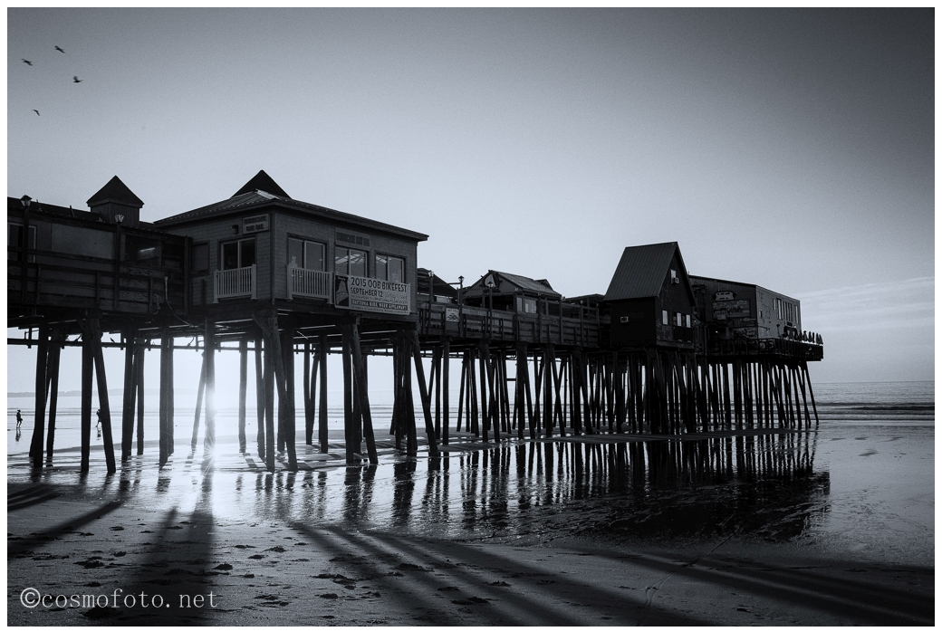 Sunrise in Old Orchard Beach