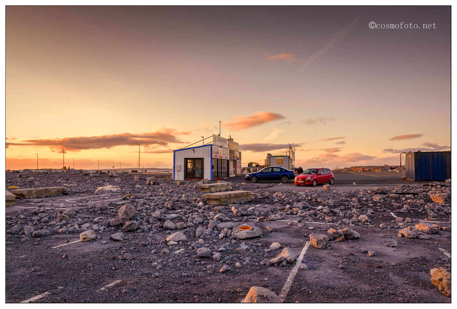 Doolin_ferry_carpark