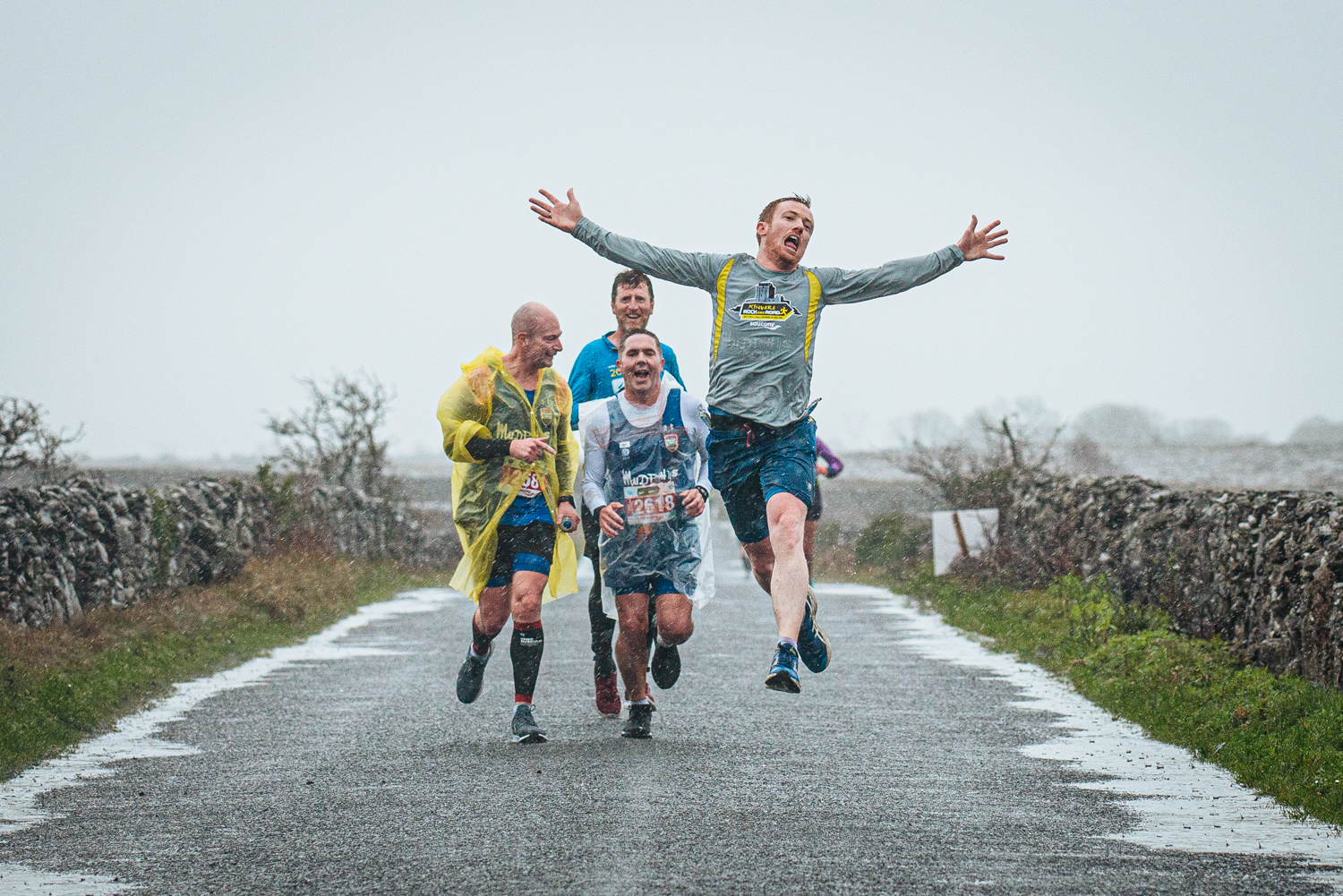 Kinvara Rock and Road 2019