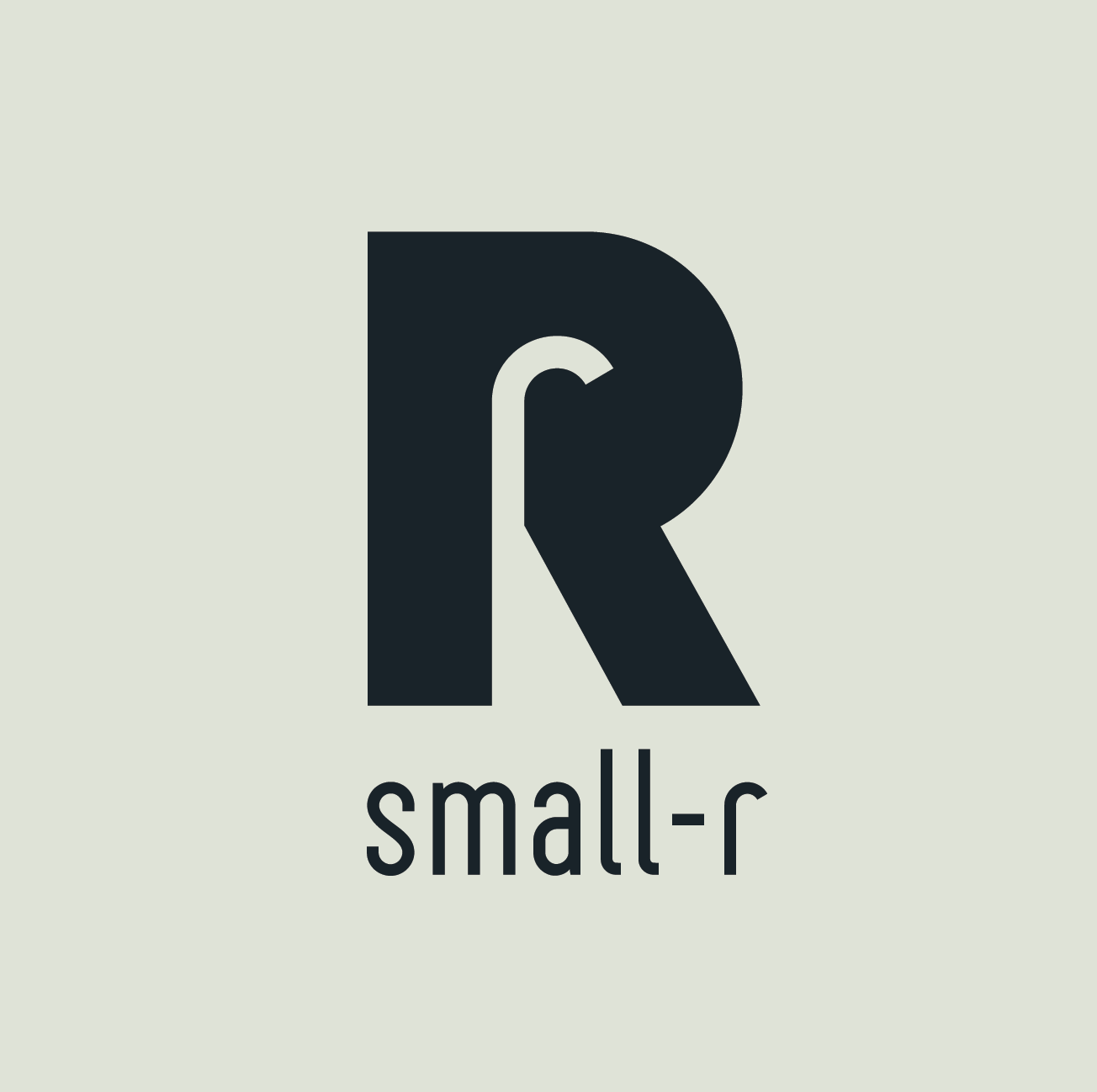 small-r logo