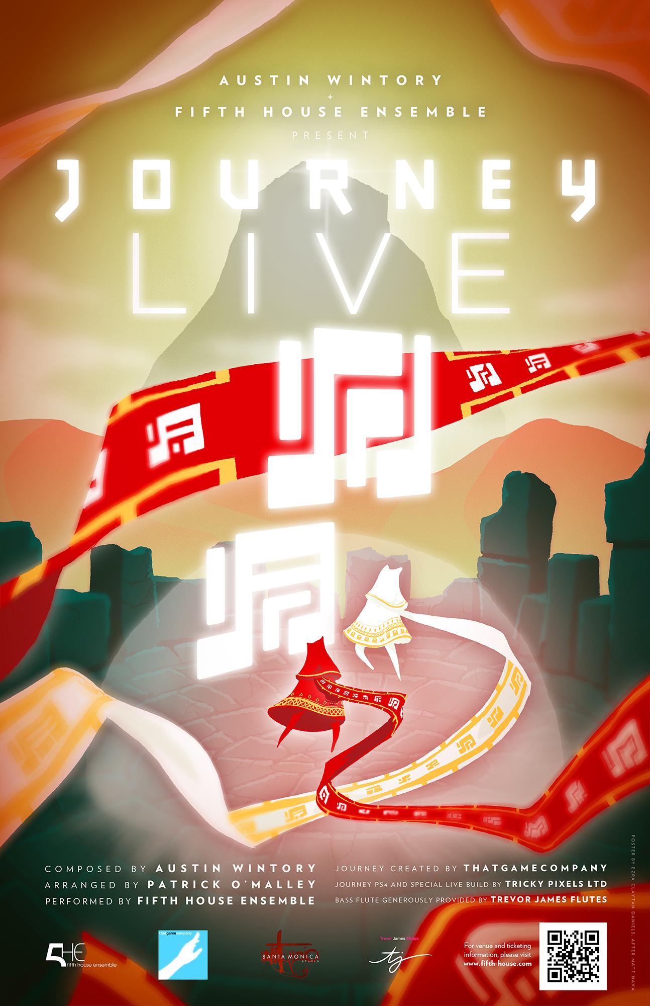 Journey Live Concert Series Poster