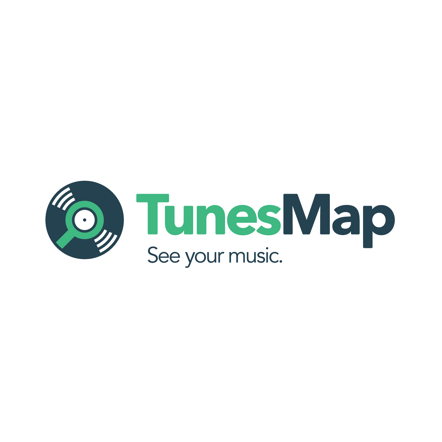 TunesMap Logo