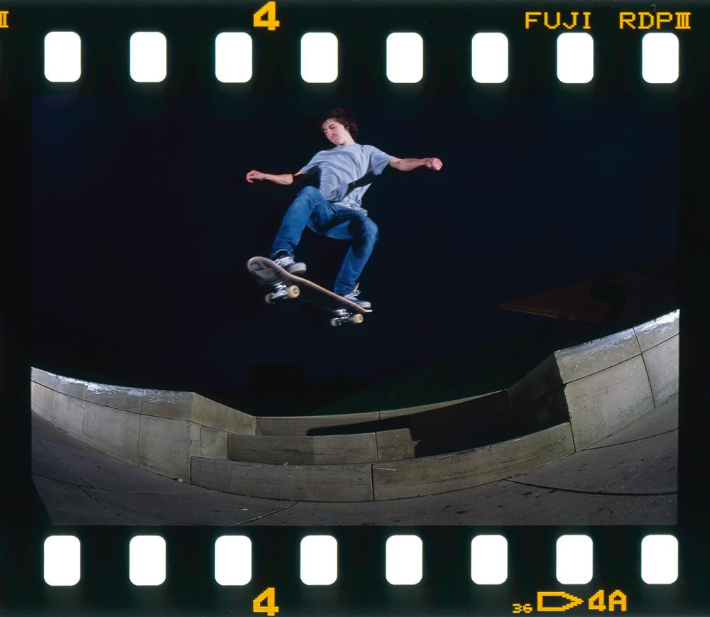 Mark Murray - Gap to backlip