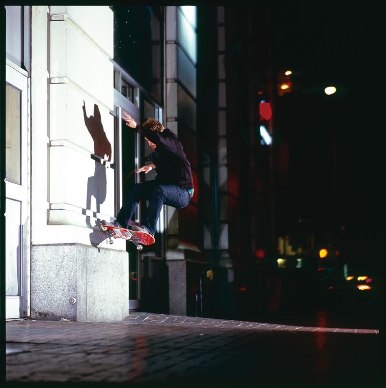 Bump to 5.0. Photos: Graham Tait