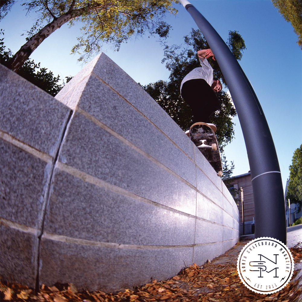Cover: Scott Anderson - Bs Nosegrind - Photographer: Graham Tait