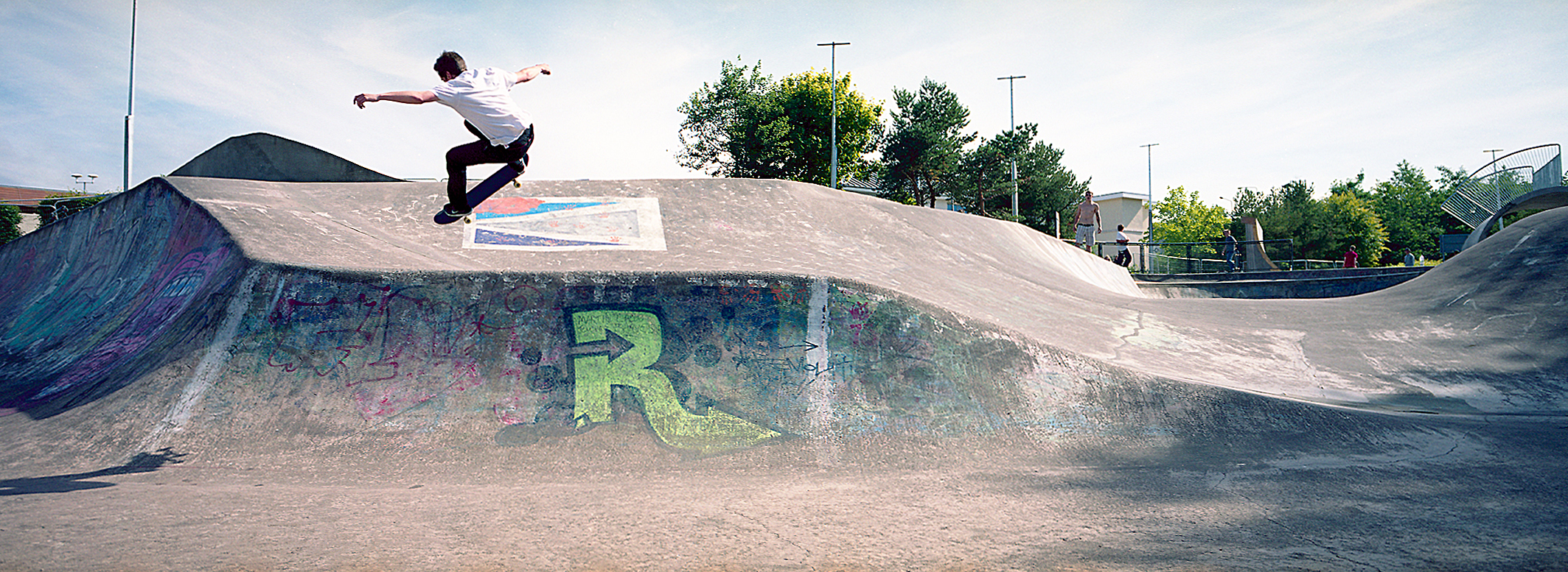 FS Ollie - Photo: Graham Tait