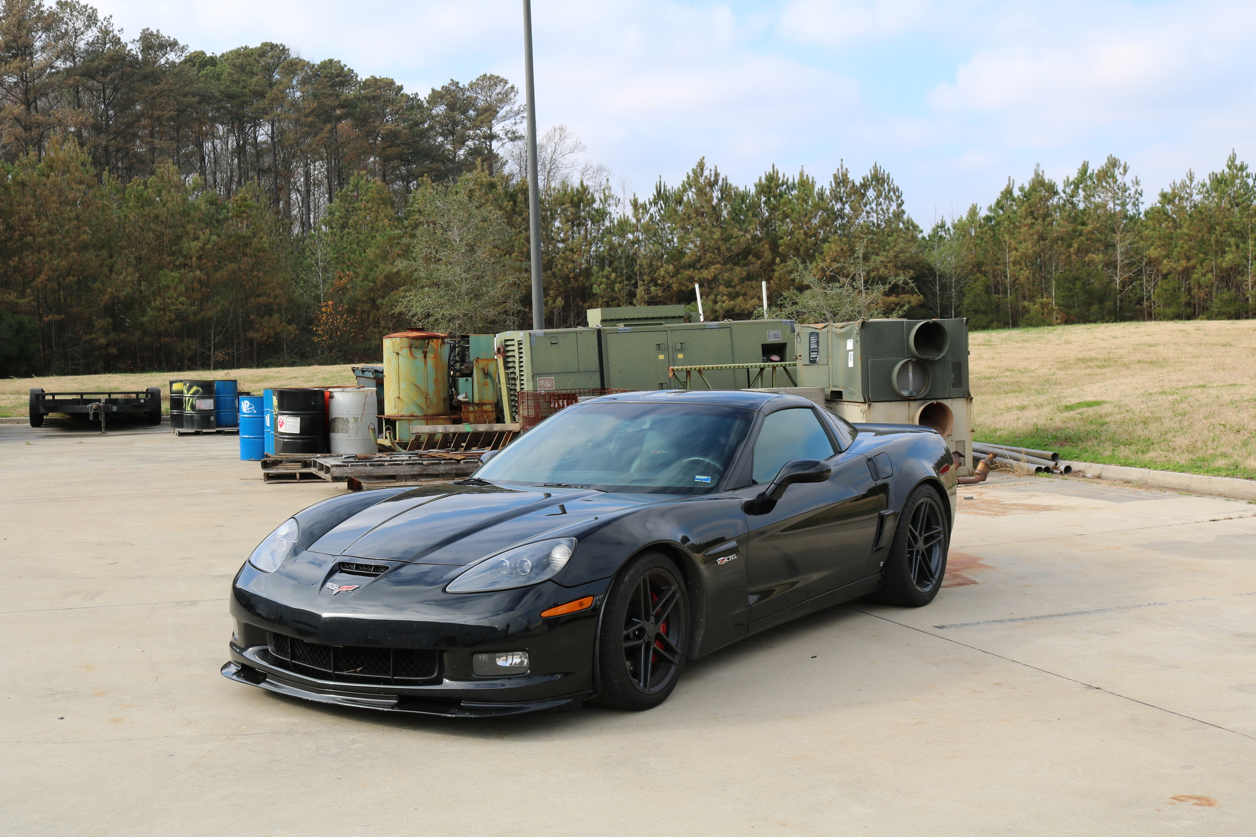 C6 Corvette Z06 Performance Horsepower Virginia Speed