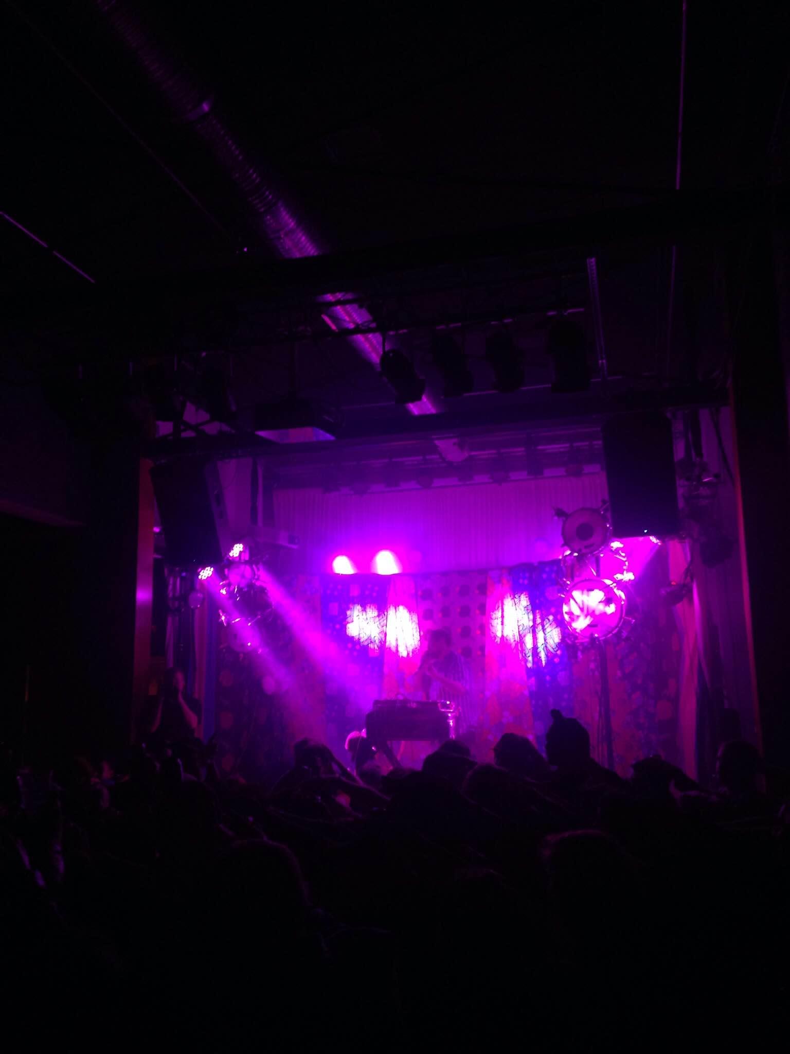 Dan Deacon secret show @ Metro Gallery