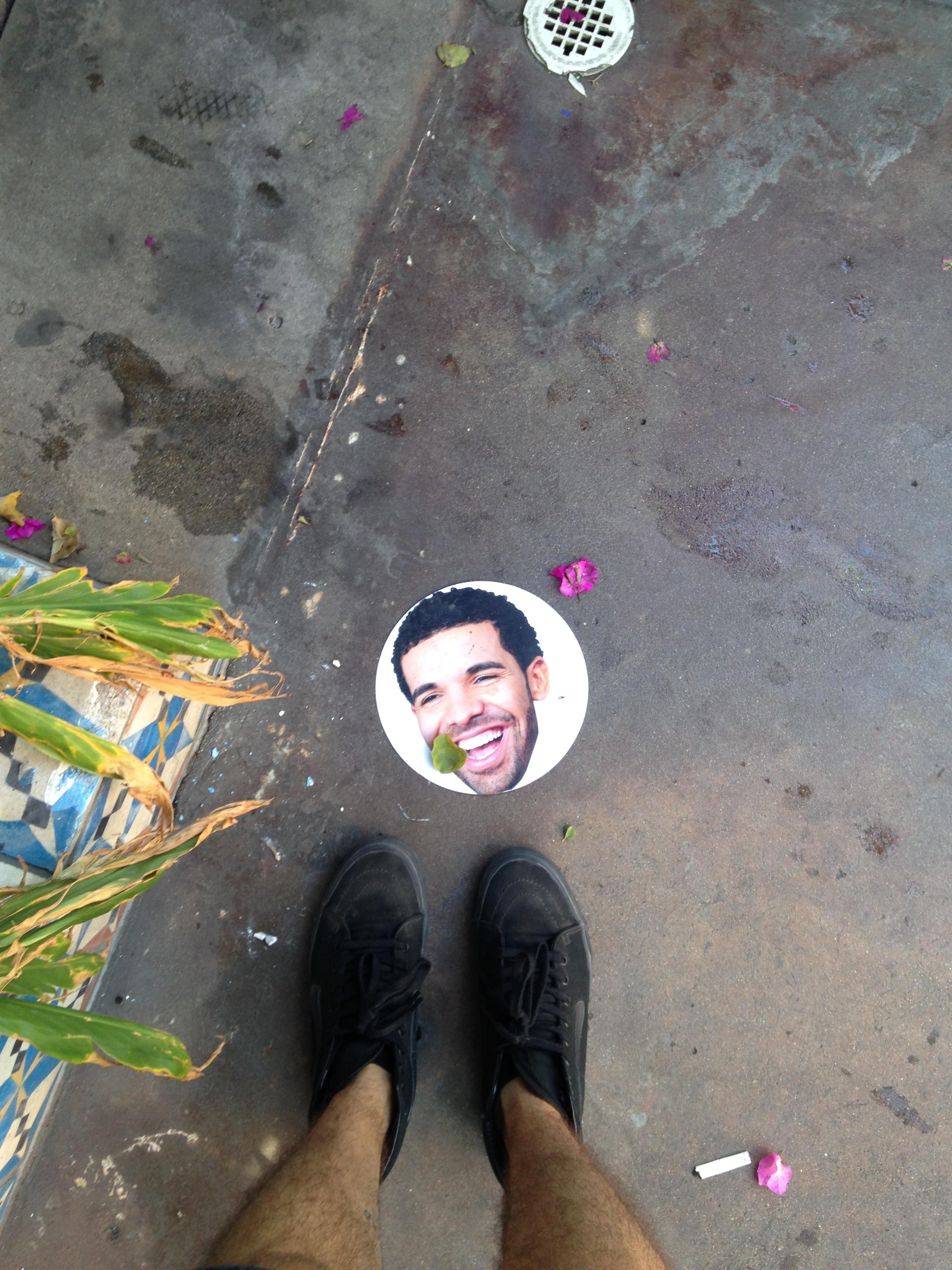 Drake Party at Fig