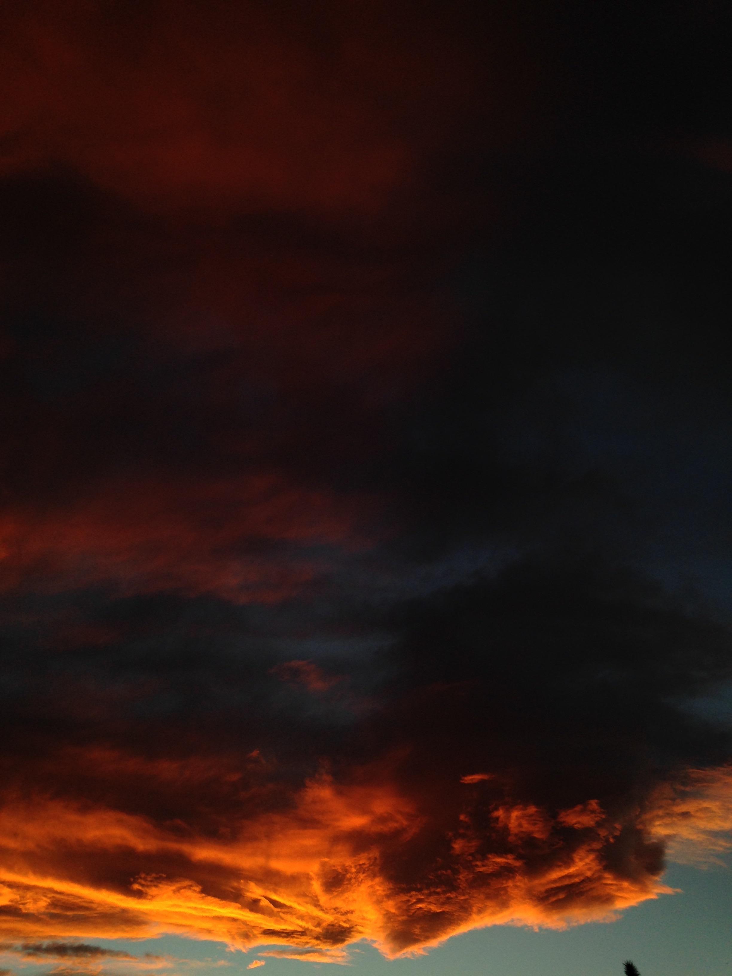 Most insane sky ever in Joshua Tree