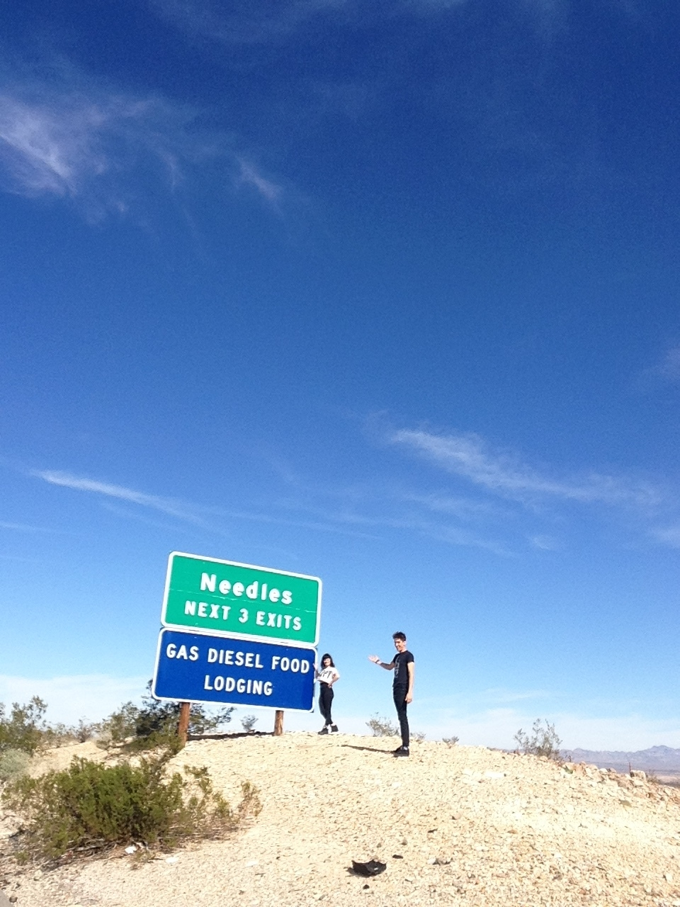 Needles, CA