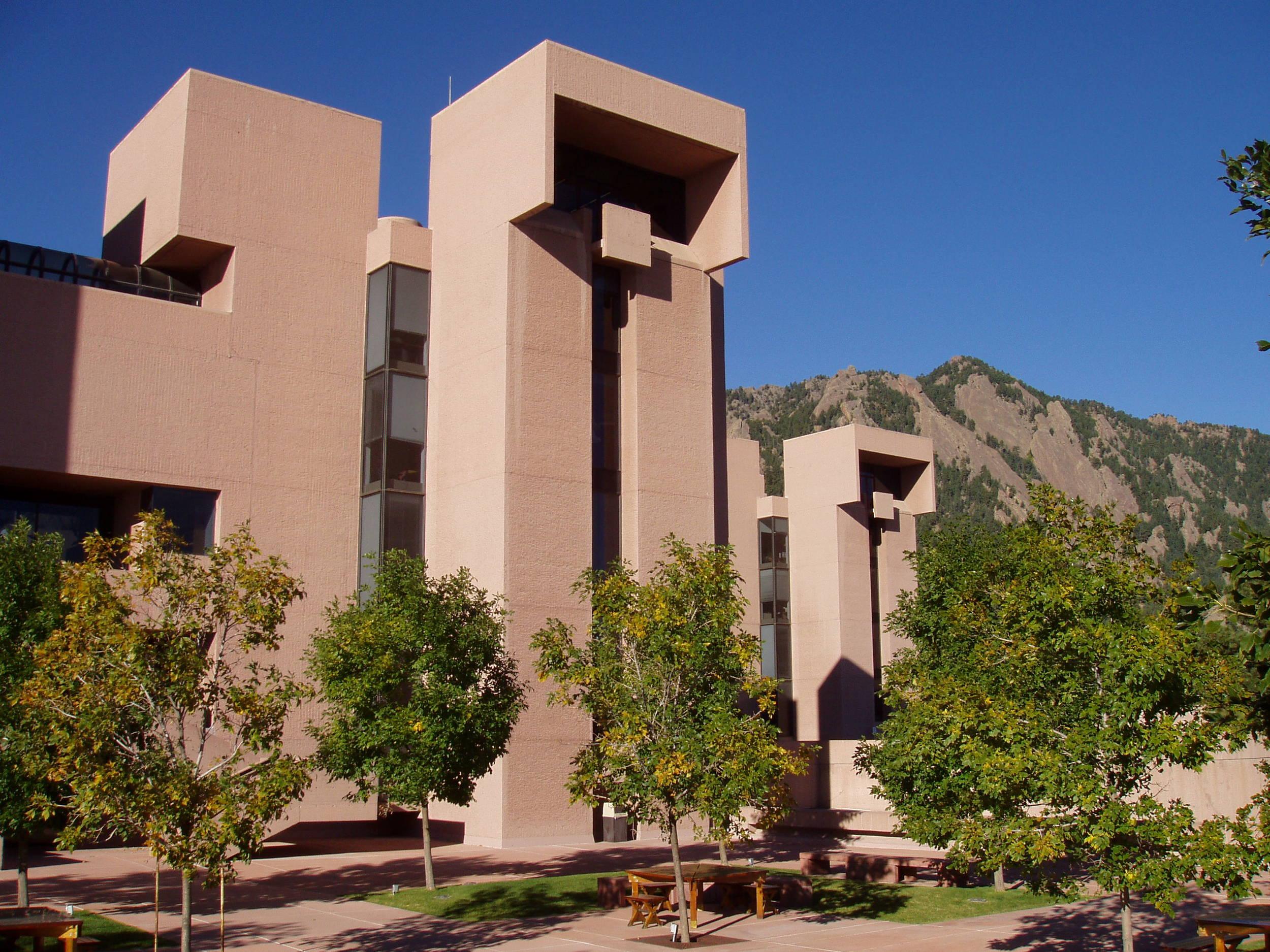 NCAR Mesa Lab, Boulder, Colorado