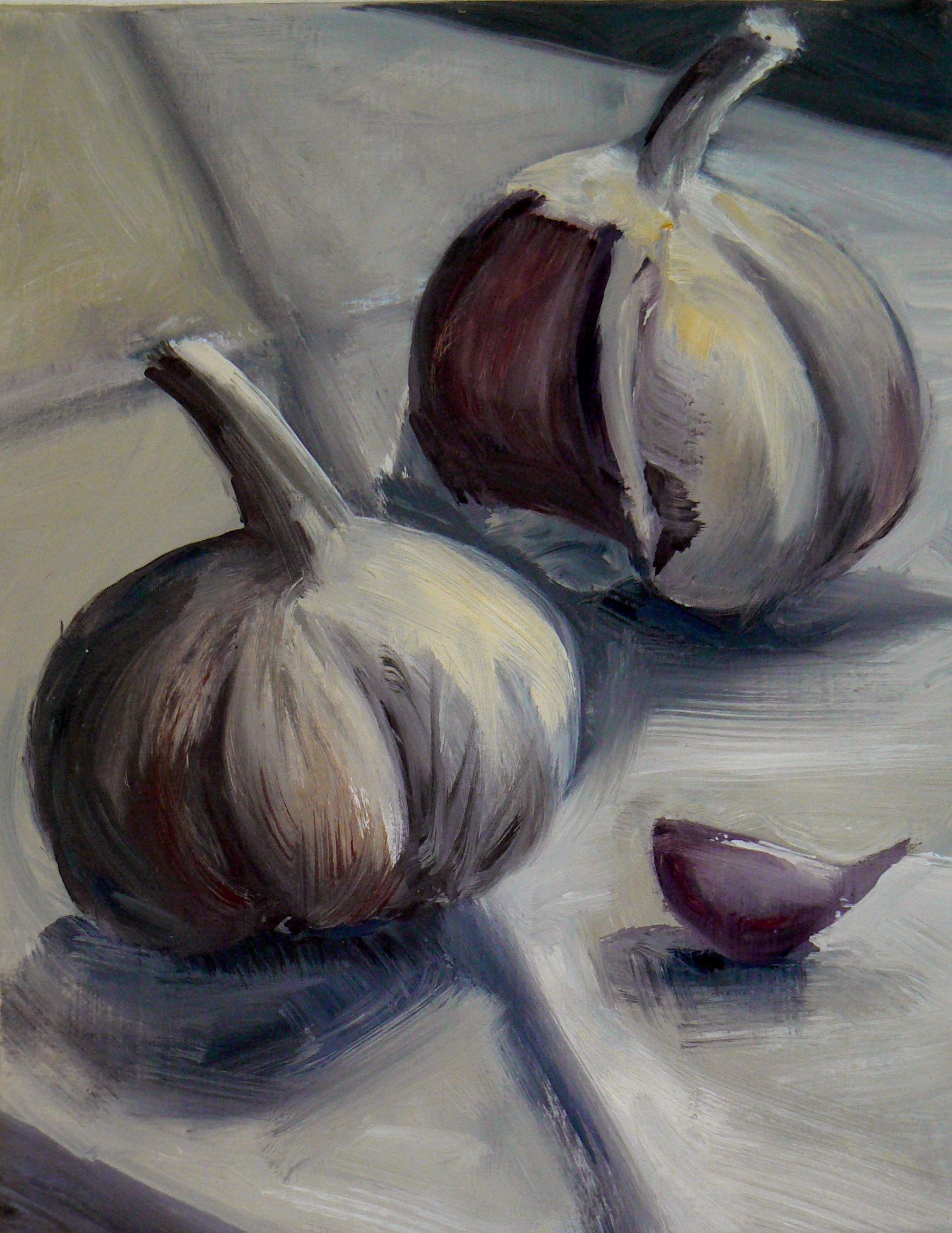 Garlic 2 2010