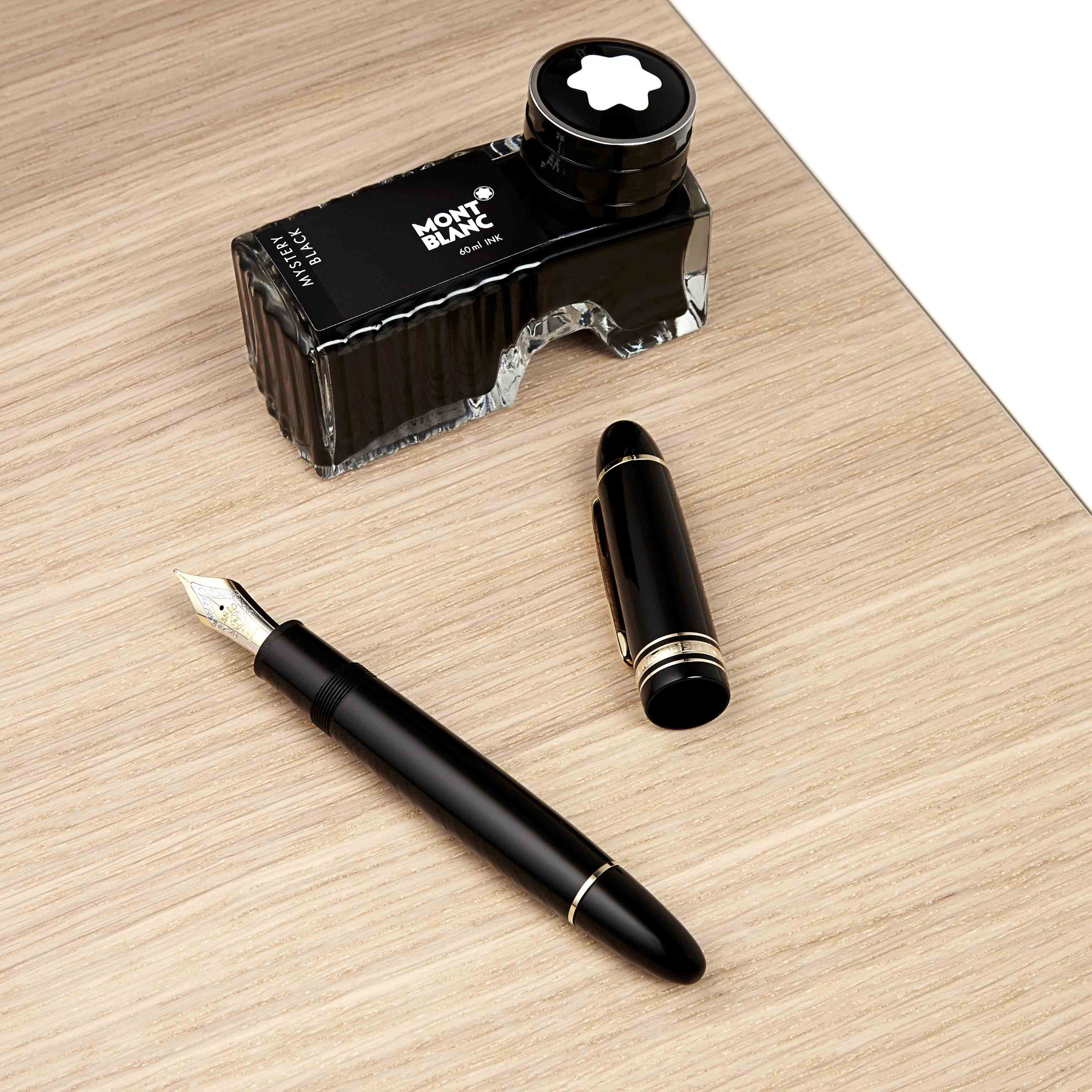 Mont Blanc Meisterstuck fountain pen