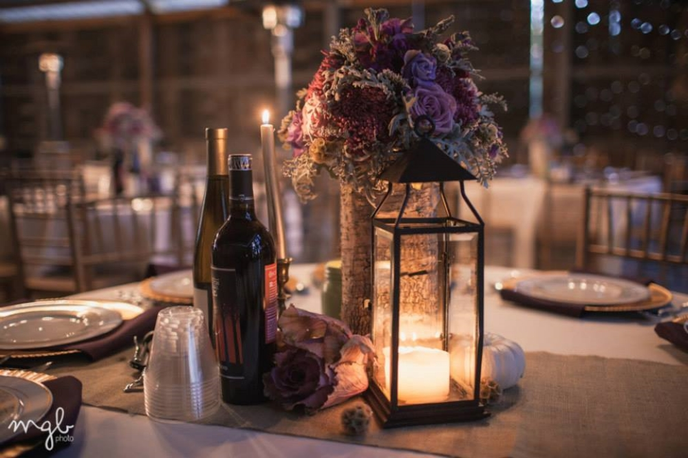Photo by  MGB Photo , from  Meagan & Alex's  wedding at The Barn last fall.