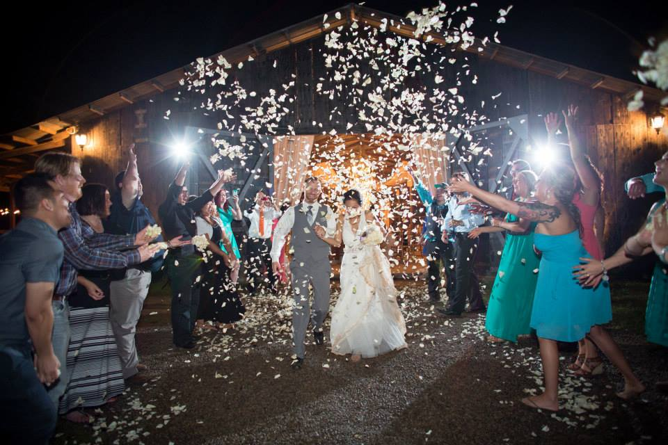Erika Dotson Photography , from  Anita + Wesley 's gorgeous wedding at The Barn