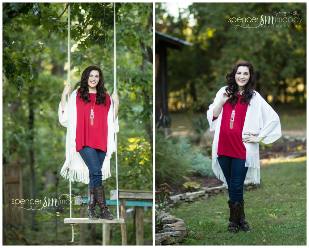 Spencer Moody Photography . You can see more from this lovely lady's session  here .