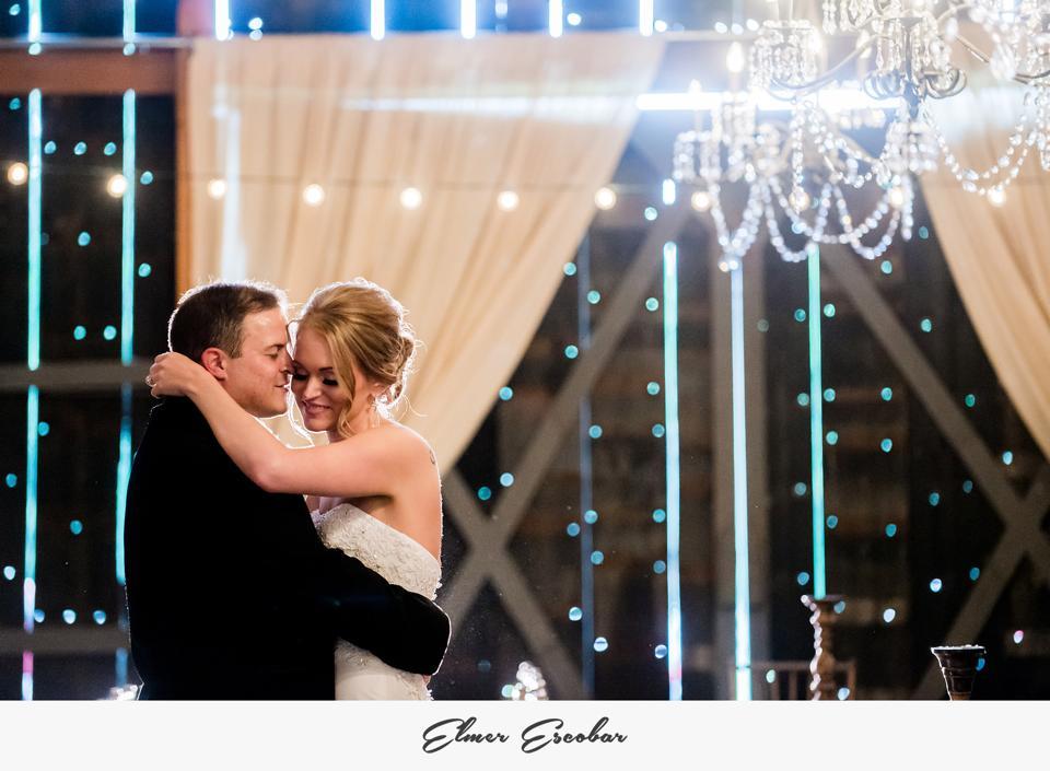 Elmer Escobar , from  Amanda + Brad 's wedding at The Barn