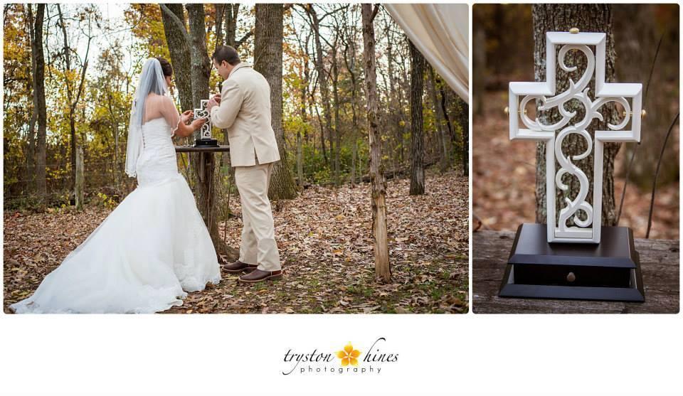 Tryston Hines Photography , from  Samantha + Dalton 's wedding at The Barn.