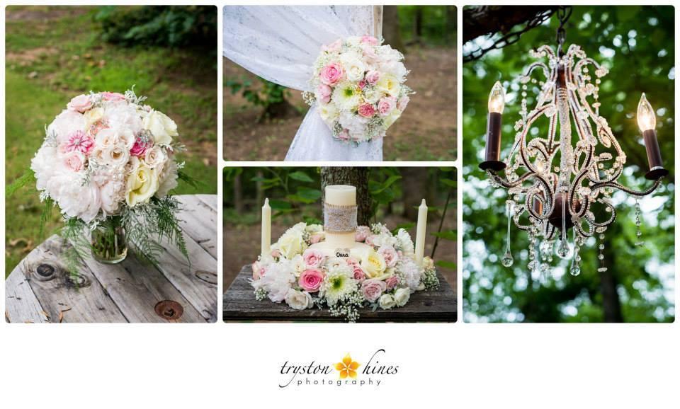 Tryston Hines Photography , from  Megan + Jonathan 's wedding at The Barn.