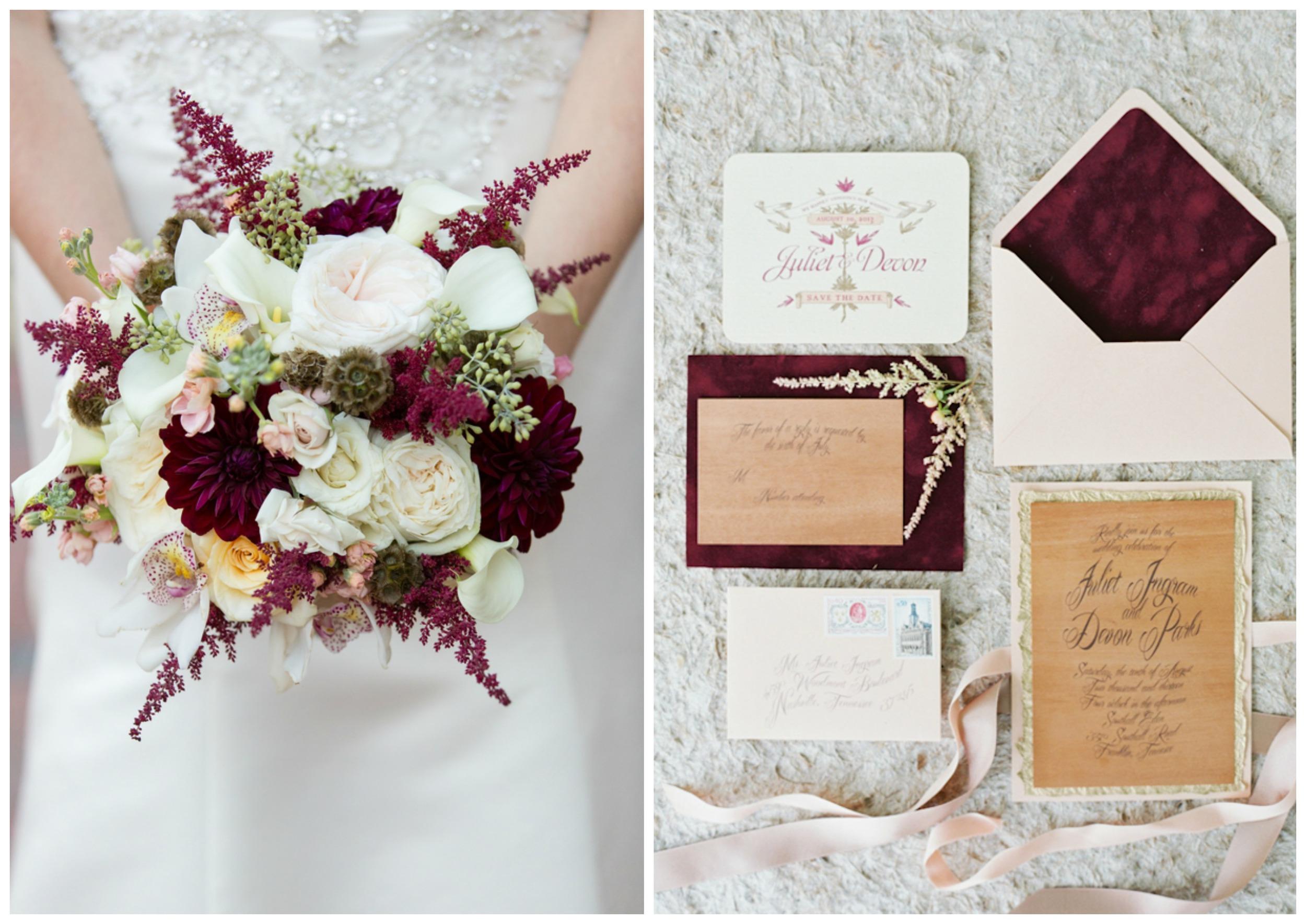 Wedding Colors ;  Aisle Perfect