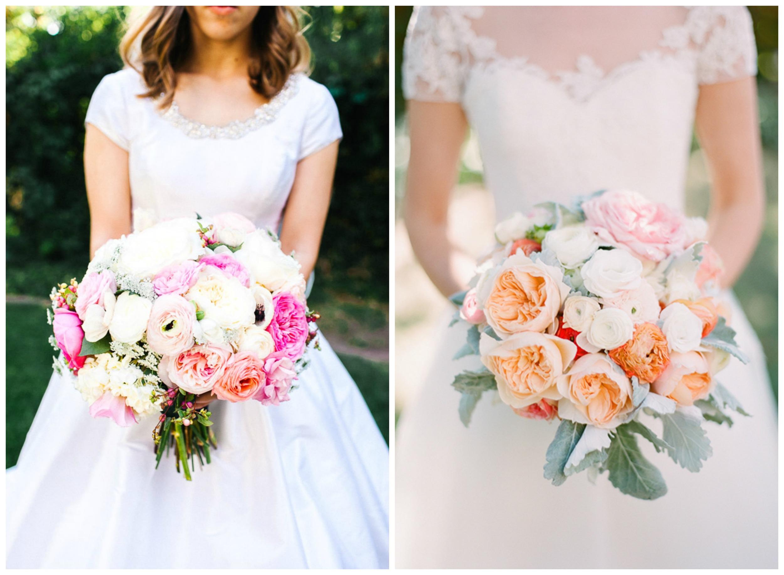 Bridal Musings ;  Brides