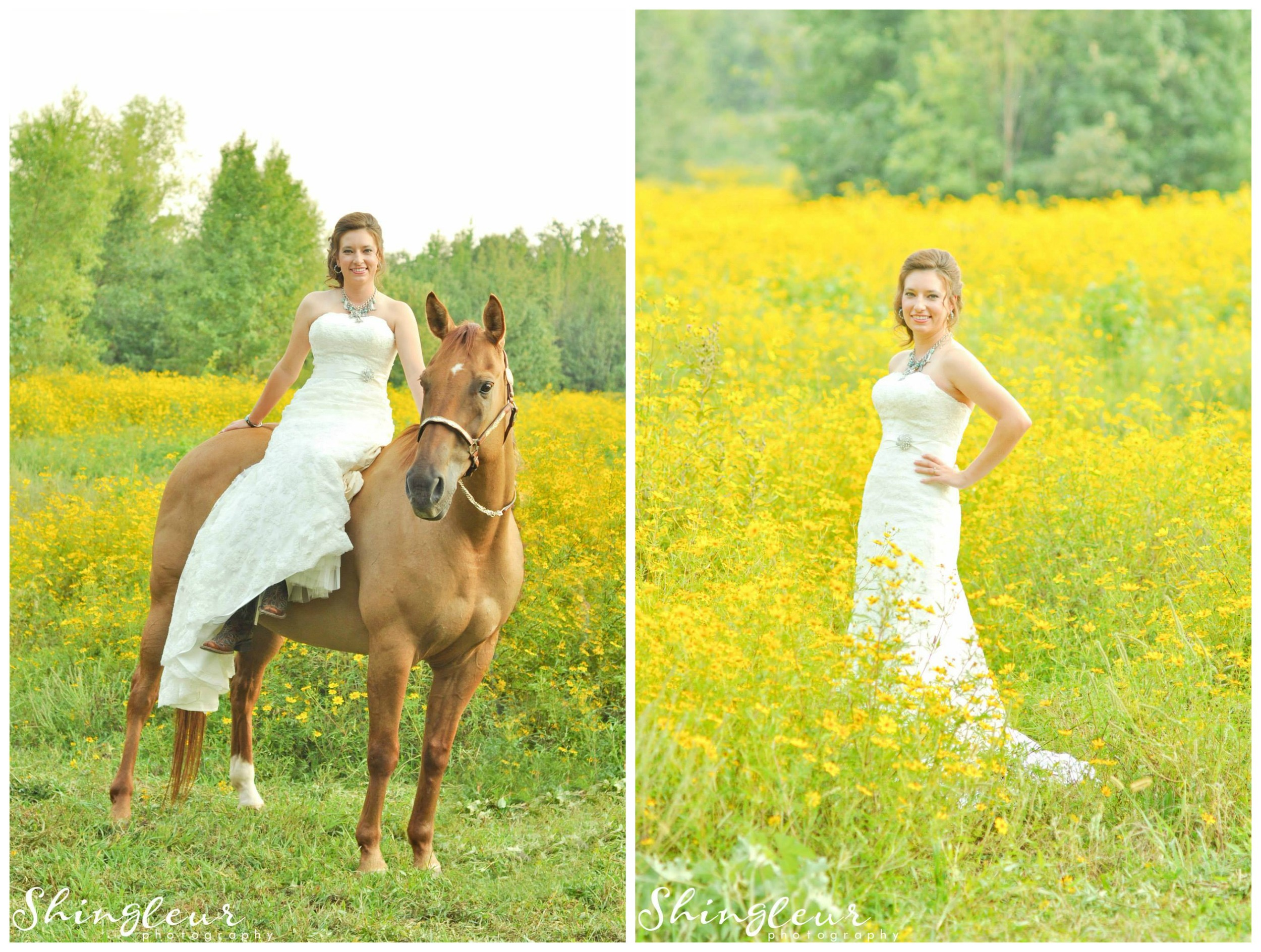 Shingleur Photography . A couple more from  Lindsy 's stunning bridal shoot.