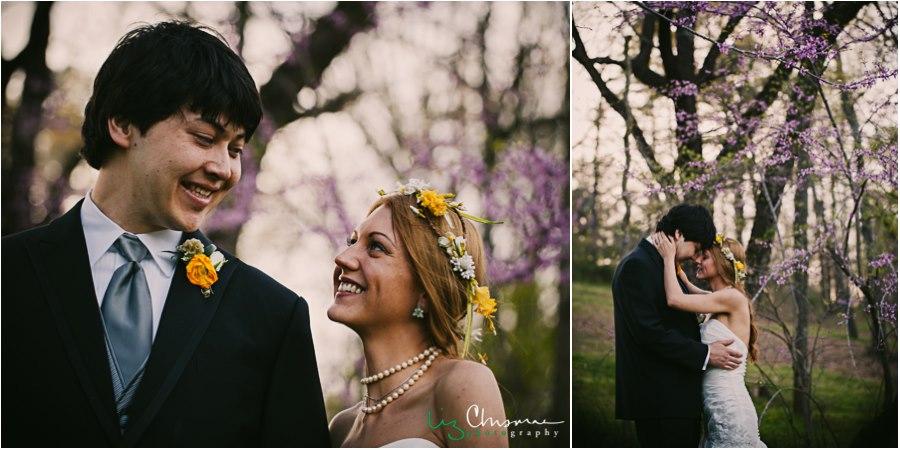 Liz Chrisman Photography , from  Sasha + Nathan 's wedding at  The Barn