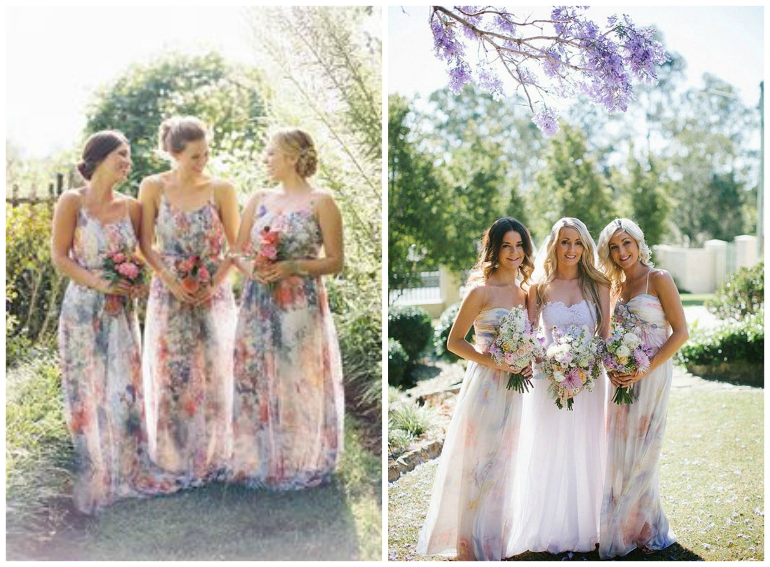 Wedding Party ;  Belle The Magazine